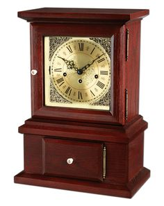 Clocks | Klockit - ATKINS Reproduction Mantel Clock Plan and Components
