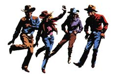 Learn how to line dance right from home with videos! Line Dance, Viaje A Texas, Danse Country, You Should Be Dancing, Country Line Dancing, Famous Dancers, Swing Dancing, Dance Shirts, Party