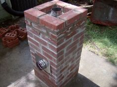Newfound Traditions: Rocket Stove