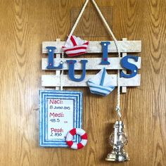 El hermoso letrero anunciando la llegada de Luis en el Hospital @kukitospolanco !!!!