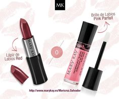 Brillo de labios #MaryKay