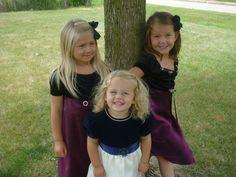 Megan,Lydia, addison