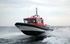 Shipbuilding patrol boat of fishing surveillance Raidco Marine