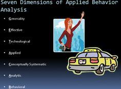 7 Dimensions of Applied Behavior Analysis - Behaviorbabe.com