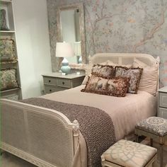 French Market Collection Alexandria Standard Bed | Perigold
