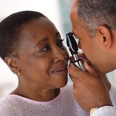 Diabetic macular edema reminder: GET AN EYE EXAM!  Diabetes Forecast® is the Healthy Living Magazine created for you by the American Diabetes Association®.