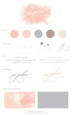 Si Jolie | Business Branding & Graphic Design by Salted Ink