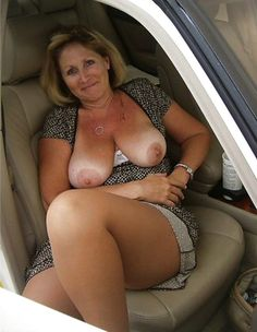 With homemade old mature granny