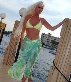 Tube Dress, Dress Skirt, Hawaiian Print, Swimsuits, Swimwear, Bathing Suits, Cover Up, Sarongs, Sundresses
