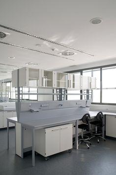 11 best cool lab spaces images labs chemistry labs design lab rh pinterest com
