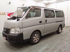 Japanese vehicles to the world: 2003 Nissan Caravan for DRC to Dar es aslaam
