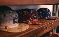 STUSSY - BRASS CAMP CAP