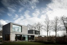 reconversion house VH | aalter / CAAN Architecten