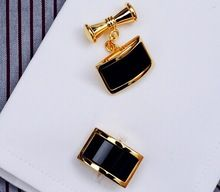 Cufflinks, Cufflinks direct from Dongguan Hy-Max Metal & Plastic Products Co., Ltd. in China (Mainland)
