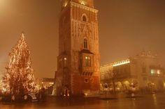 W Krakowie na Rynku