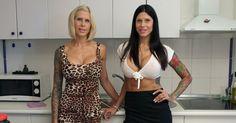 As gêmeas viciadas em cirurgias plásticas