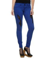 Amazon.com  Hot Topic - Juniors and Surf  amp  Skate   Jeans   0c7947bb4f