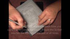 51 PCA-Parchment Craft EasyCut Card making   PART 2