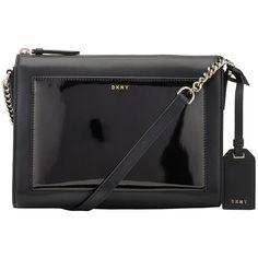 Dkny Patent Croco Crossbody Bag 76