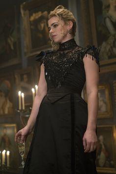 Billie Piper as Brona Croft (Lilly) in Penny Dreadful Season 3 ep: Ebb Tide.