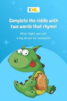 Can you solve the riddle in this week's monster of a #WordPuzzle?