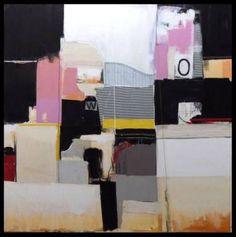"Saatchi Art Artist Susan Washington; Collage, ""Big Time Out"" #art"
