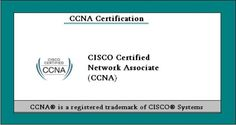 The CCNA certification is Cisco's foundation-level networking certification. Upon completion, CCNA candidates should be able to successfully carry out any number of essential networking maintenance and troubleshooting duties such as installing, configuring and operating Local Area Network, Wide Area Network and dial access services for small to intermediate networks. To attain the CCNA you need to complete 2 courses and exams. http://www.lightsparc.com/