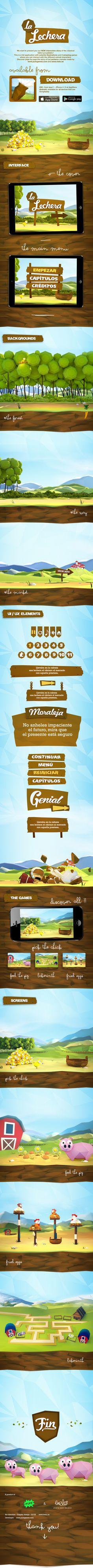 La Lechera - App Game 0