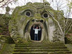 Parco dei mostri Bomarzo italia