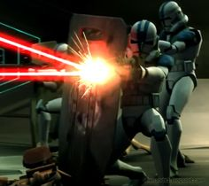 501st clone trooper