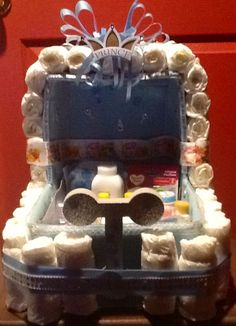 Diaper Carriage created 8/9/13