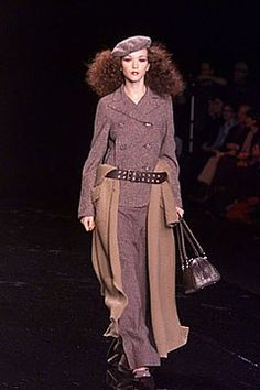 Sonia Rykiel Fall 2000 Ready-to-Wear Collection Photos - Vogue