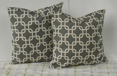 set of 2 pillow covers  decorative pillow throw by creativeladys, $25.00