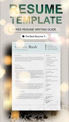 Resume Template Free, Free Resume, Templates, Best Resume, Resume Tips, Professional Resume Examples, Education Certificate, Graphic Design Resume, University University