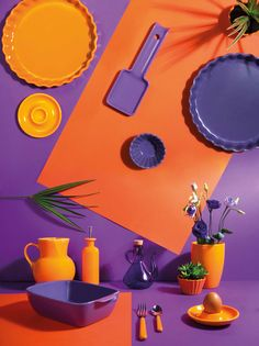 Everyday kitchen objects become art when paired with coordinating colors. Found at the Excèlsa catalog 2018 on Behance Still Life Photography, Creative Photography, Food Photography, Product Photography, Packaging Design, Branding Design, Food Patterns, Still Life Photos, Colour Pallete