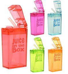 Juice in the Box 8 oz Kids Water Bottle with Straw Cute Water Bottles, Water Bottle With Straw, Best Water Bottle, Drink Bottles, Memorial Day Foods, Kids Bottle, Foto Baby, Cute Room Decor, Cute Cups