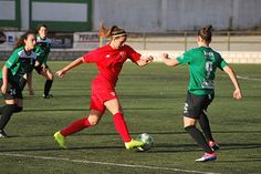 Jenni marcó la diferencia #EFCF #futfem #Almendralejo #Extremadura