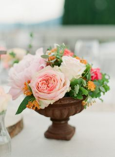 Photography : Sophie Epton Photography | Floral Design : Jardin Divers Read More on SMP: http://www.stylemepretty.com/2016/07/18/an-italian-wedding-thats-not-afraid-of-color/