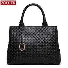 2015 Alligator Leather Women Handbag Bolsas De Couro Fashion ...