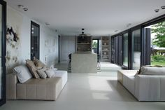Piet Boon Styling by Karin Meyn | Ton sur ton interior. Duke elements - Piet Boon Collection