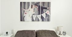 With a wedding, extravagant or intimate, generally comes photographs. Lots and lots of photographs. So, what happens to all of those digital photographs? We have a few ideas for you in our latest article :) Wedding Canvas, Custom Canvas, Make It Simple, Wedding Photos, Photographs, Photo Wall, Articles, Canvas Prints, Digital