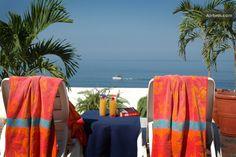 Oceanview Playa Los Muertos condo in Puerto Vallarta