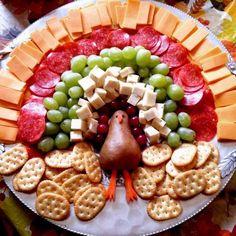 Thanksgiving Platter -