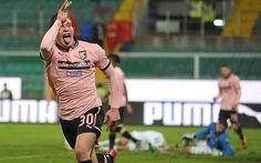 0eee6bedf2c Due colpi consecutivi per il Palermo  Ardemagni e Cacia  palermo   calciomercato Palermo