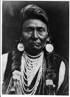 Chief Joseph / Nez Perce / 1841-1904