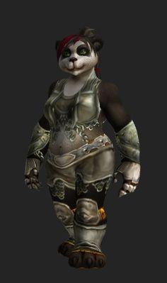 Sentry's Mail - Transmog Set - World of Warcraft