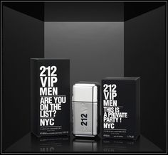 Carolina Herrera packaging with Soft Touch original by Derprosa film