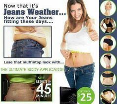 Get back in your old jeans!