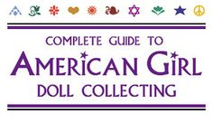 Guide to American Girl -- great for finding out what you have and what goes together!