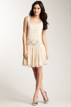 Romeo & Juliet Couture  Embellished Tunic Dress  $ 49.00  Shower/Rehearsal Dinner